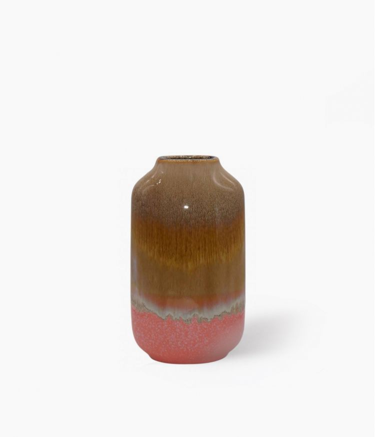 vase fuji orange 10.8*h25.5