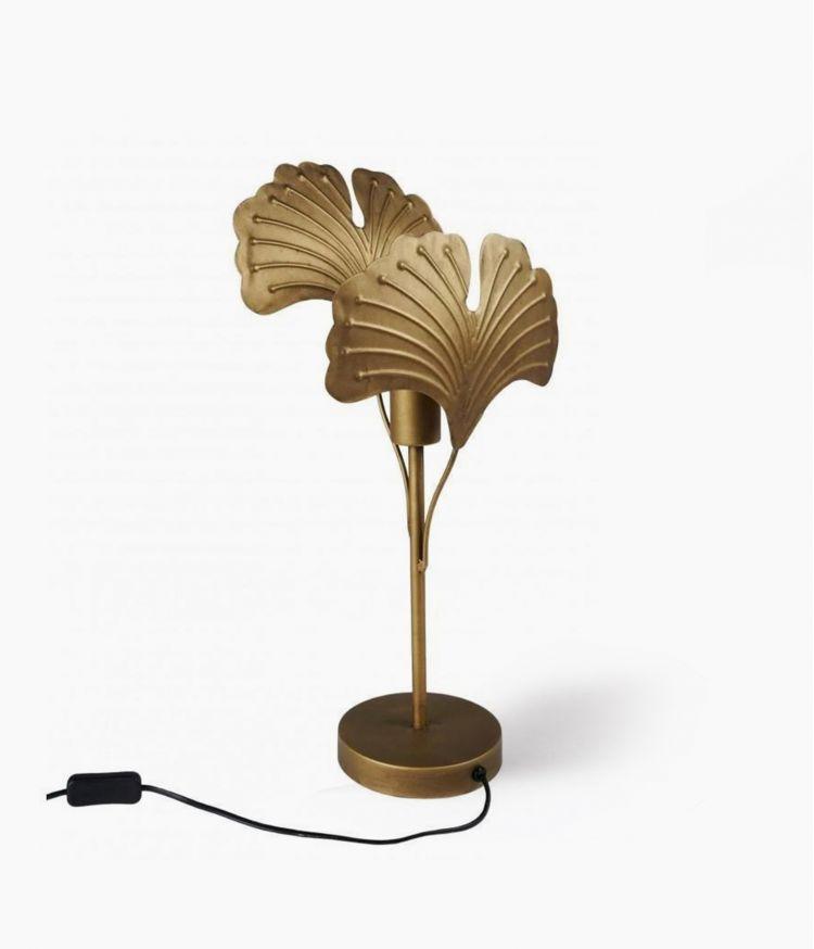 lampe ginkgo h52.5cm