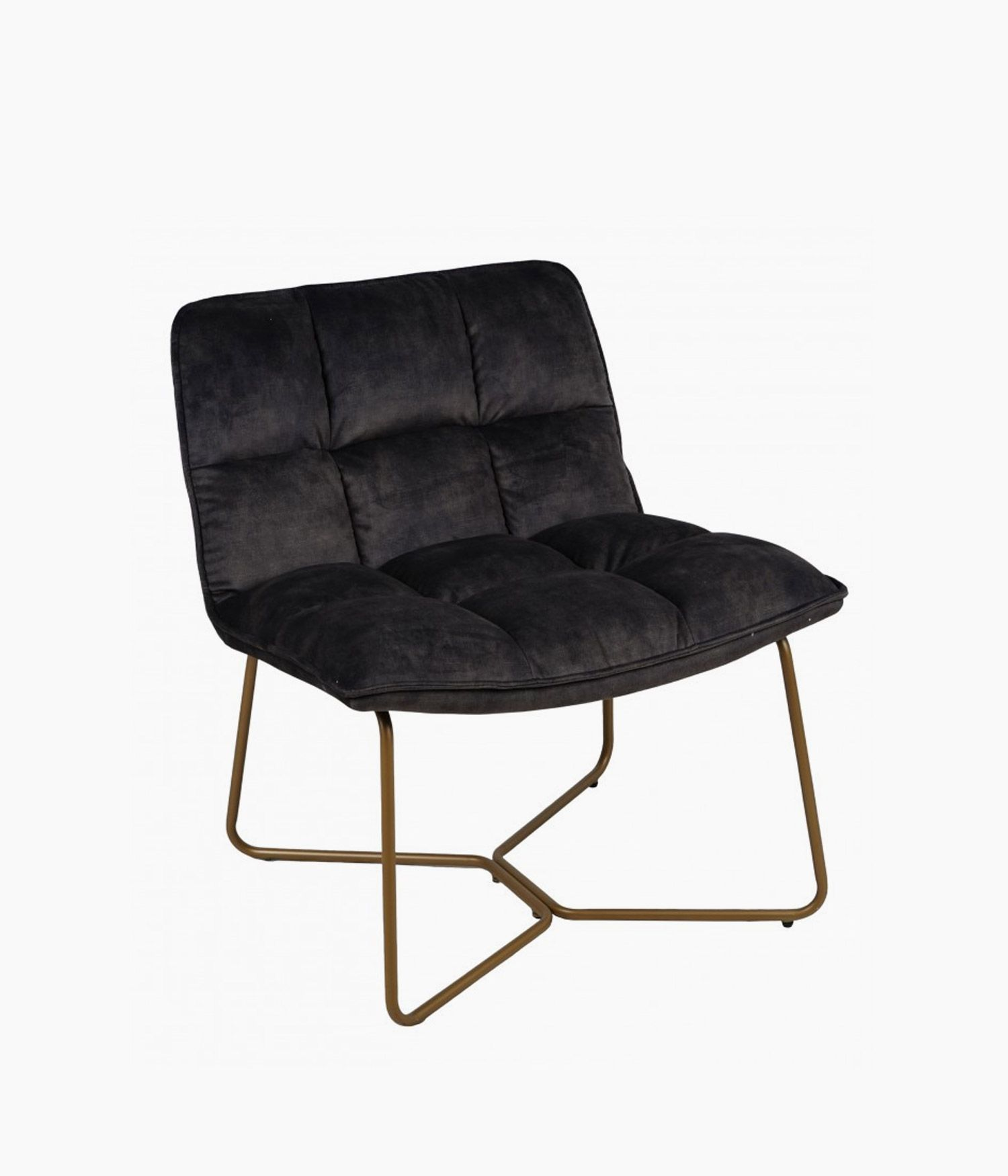 Fauteuil Butano - Anthracite