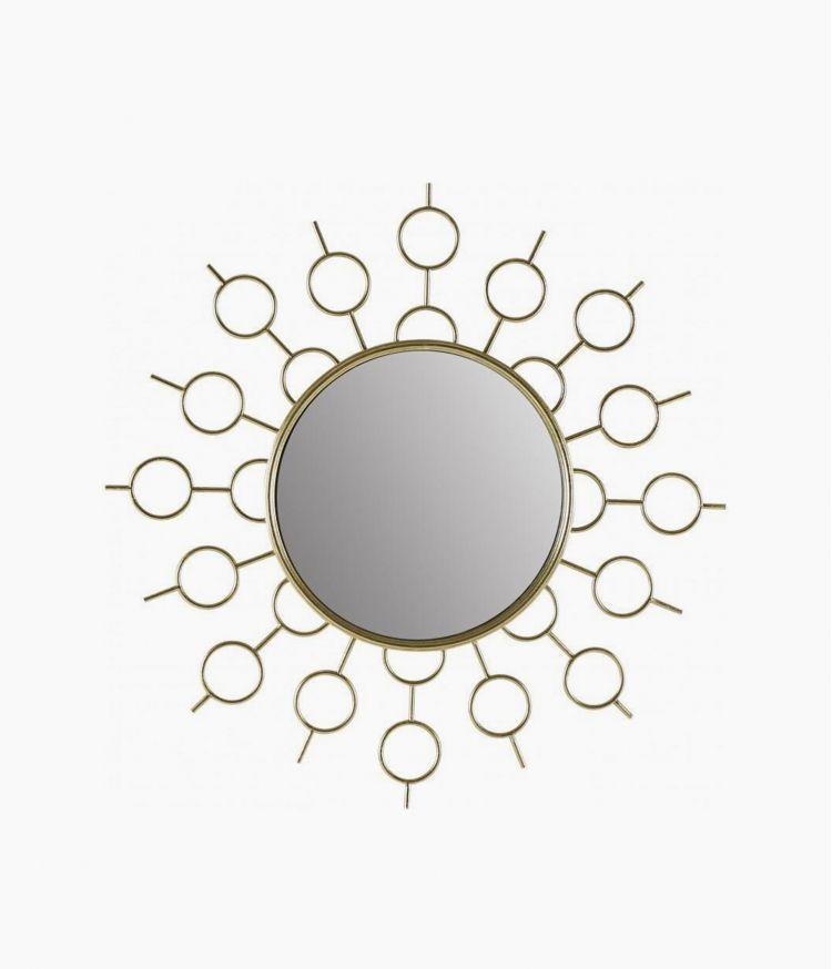 miroir anneaux d91cm