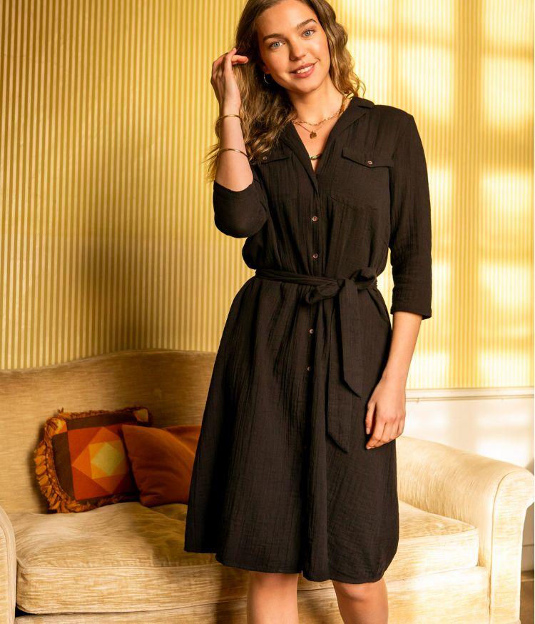 Robe Isay Noir