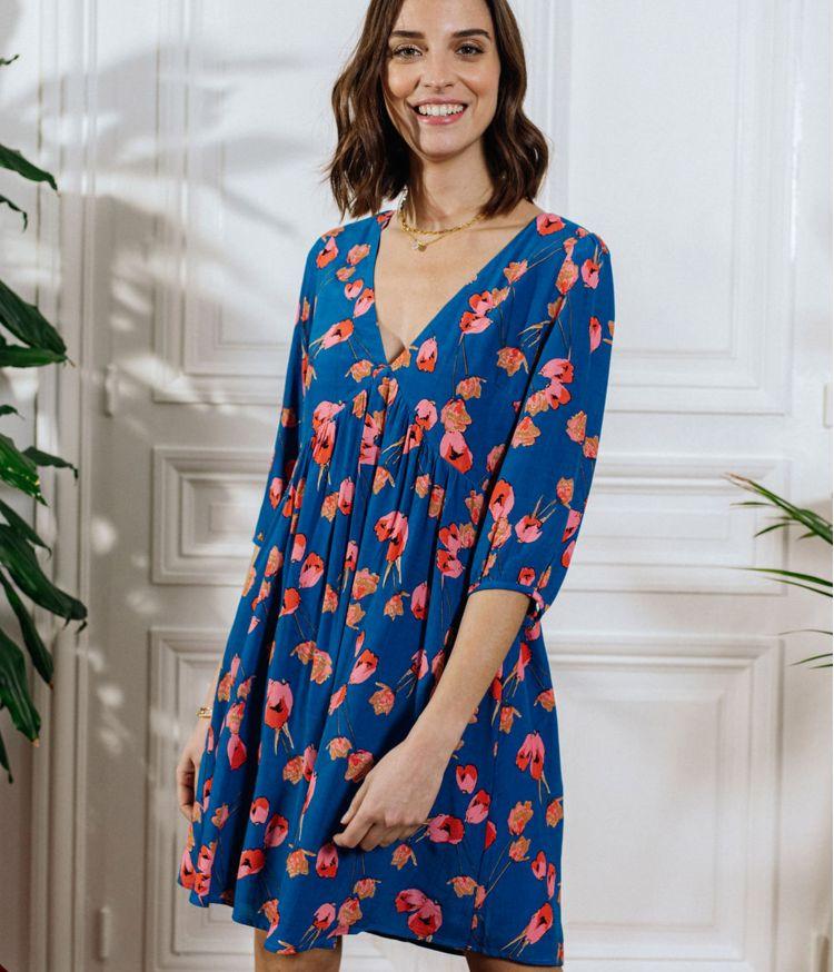 Robe Luciani Bleu