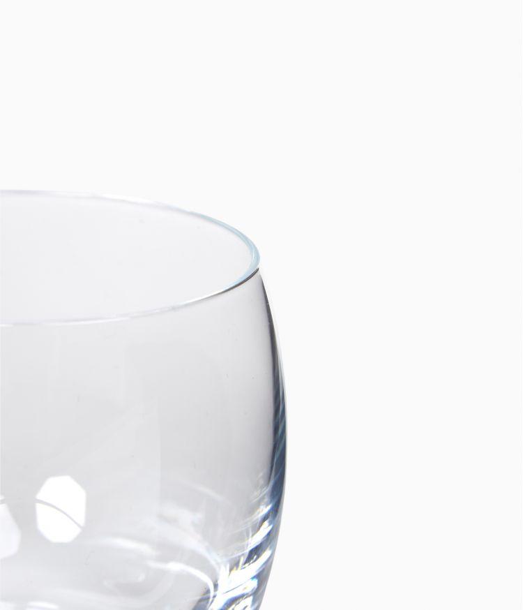 Petit verre Rond Transparent