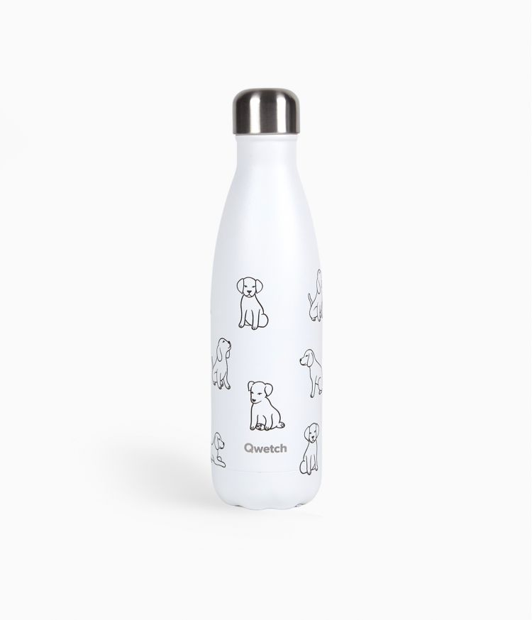 Bouteille isotherme 500ml - Pretty Dogs