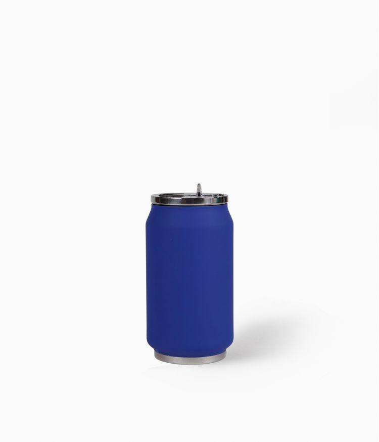 Canette isotherme 280ml - Bleu Nuit