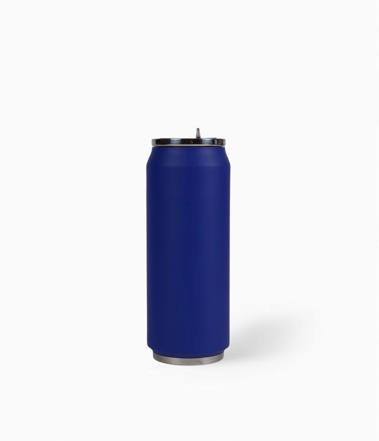 Canette isotherme 500ml - Bleu Nuit