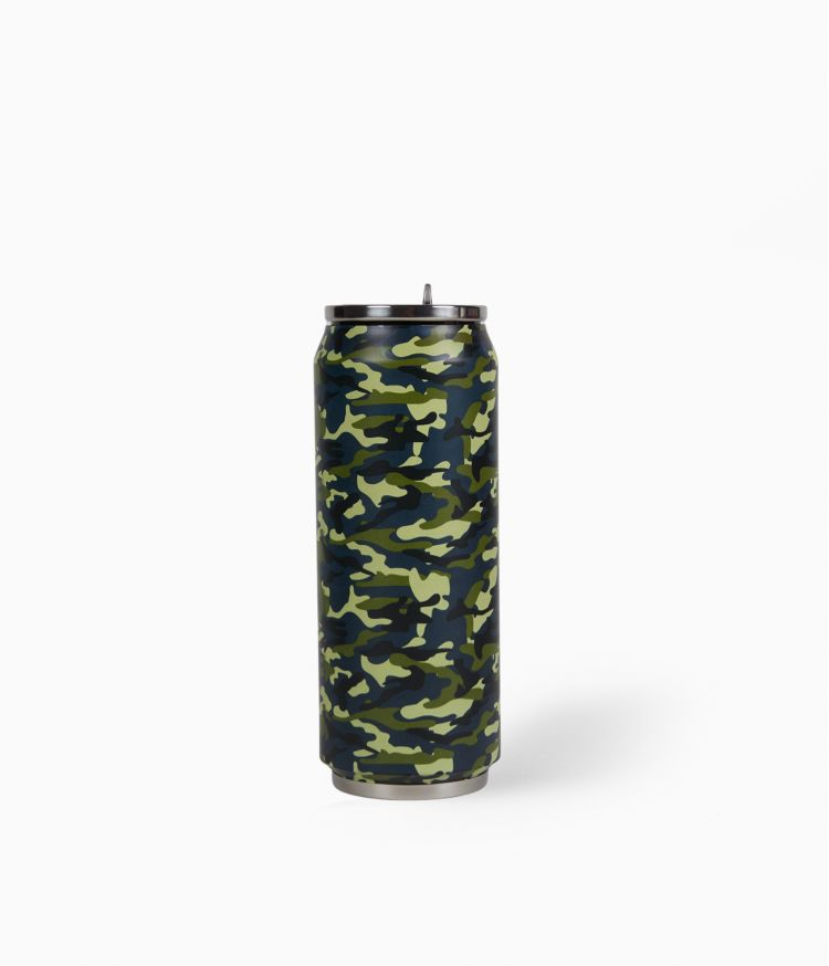 Canette 500ml - Camouflage