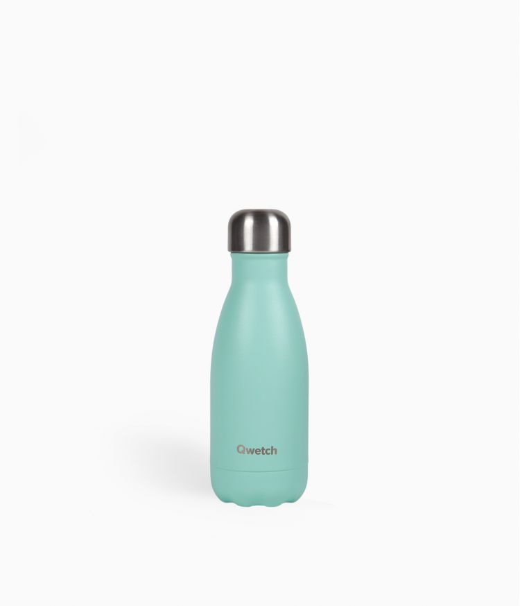 Bouteille isotherme 260ml - Pastel vert