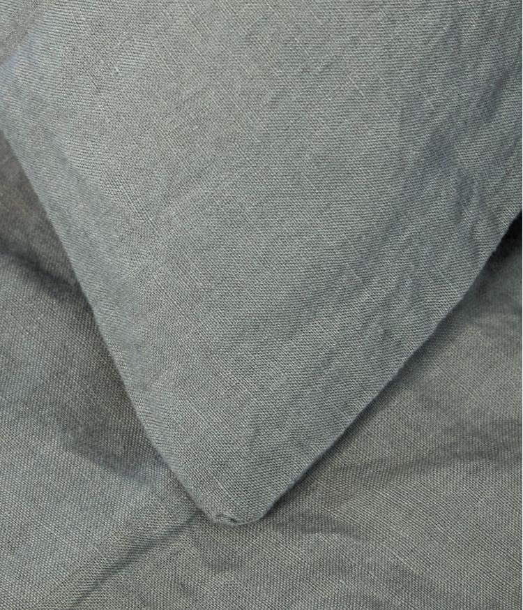 drap housse 140*200 beton