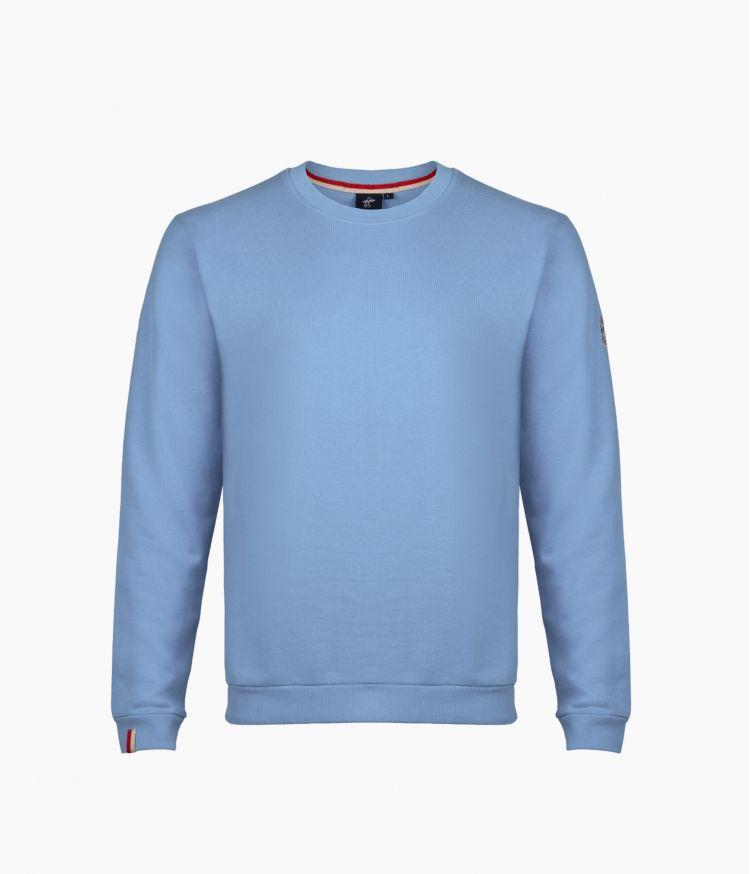 Sweat Super Soft Bleu Océan