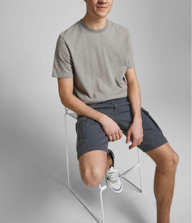 jjizack jjcargo shorts ama solid sts