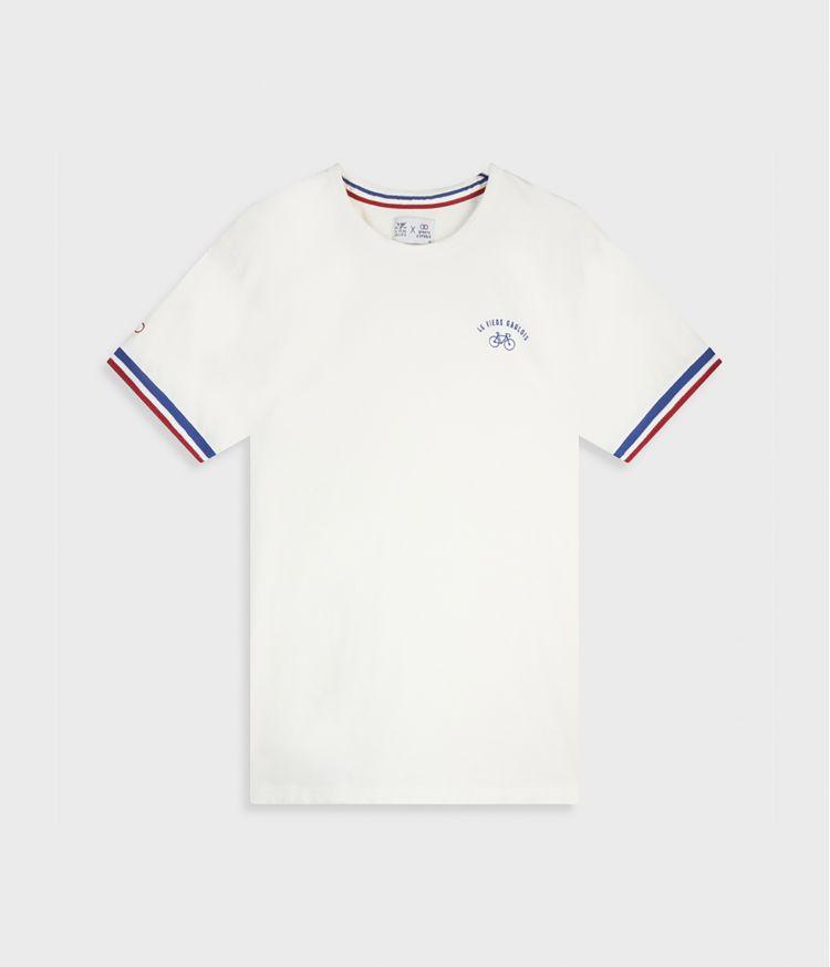 tee-shirt lvg broderie