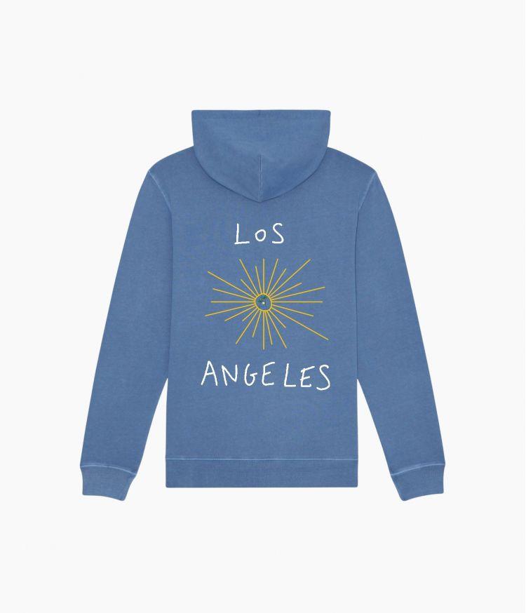 Sweat à capuche Los Angeles