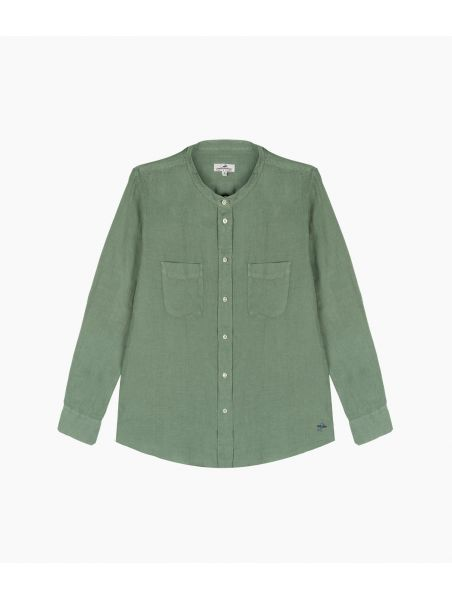 chemise lin talita 2 poches
