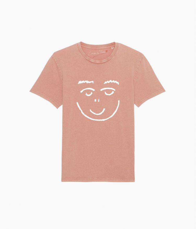 Tee-Shirt AngelFace Orange