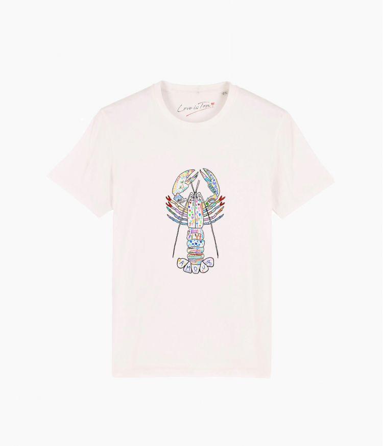 Tee-Shirt Homard Magique