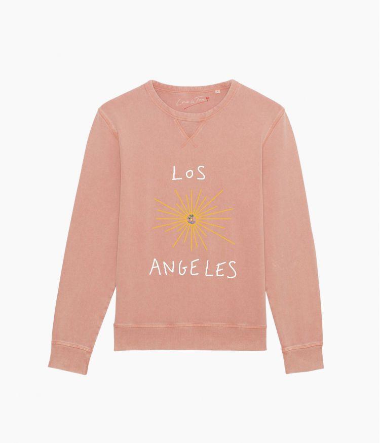 Sweat Los Angeles Orange