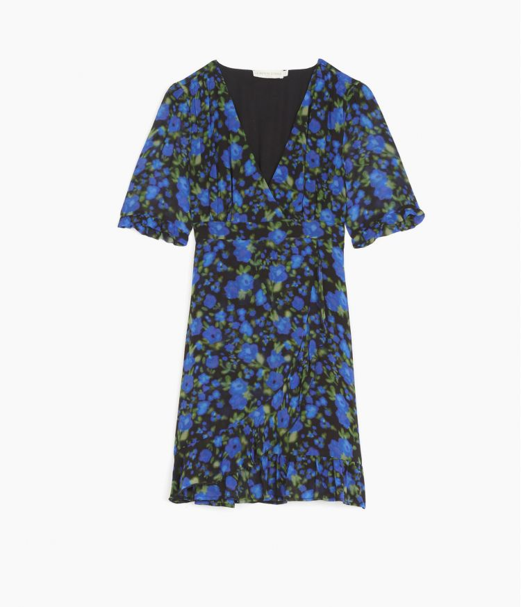Robe Vitily bleu