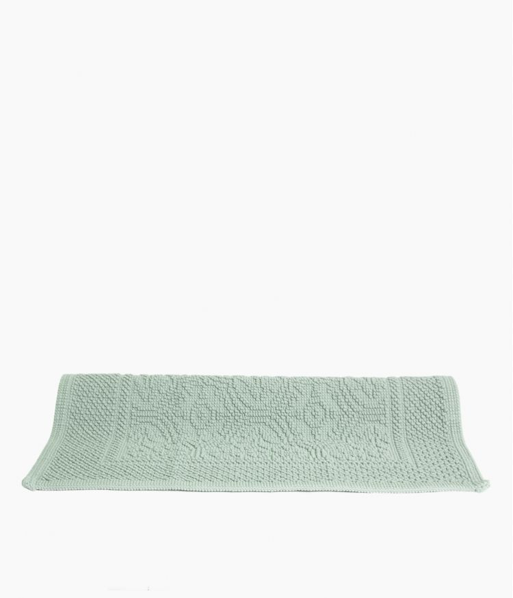 tapis de bain 55*110 celadon
