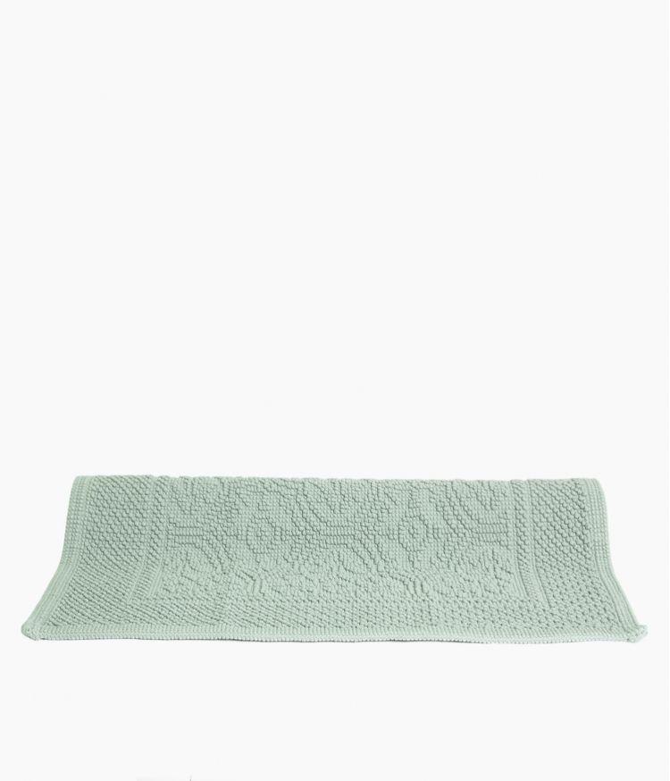 tapis de bain 60*60 celadon